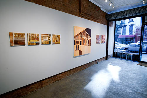 Building Code installation Shot