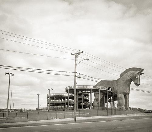 Beth Dow Trojan Horse