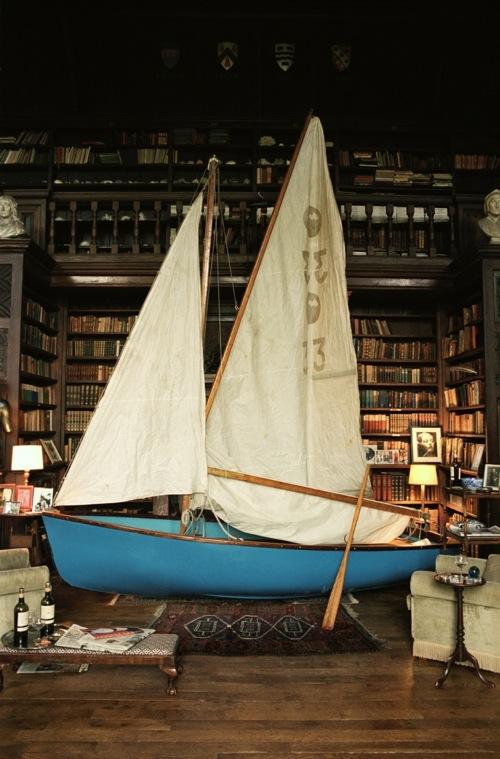 bekman_walker_boat_in_library