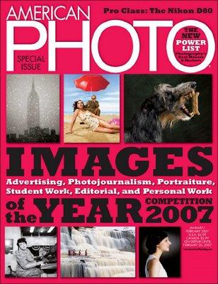 American Photo Jan/Feb 2007