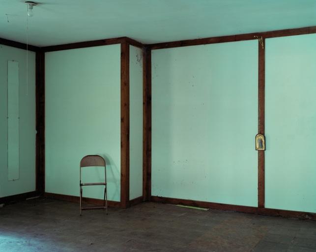 Blue room 2006